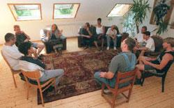 Gruppentherapie kennenlernen